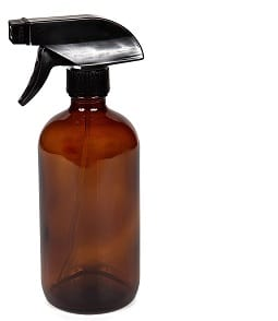 500ml Bottle and trigger spray