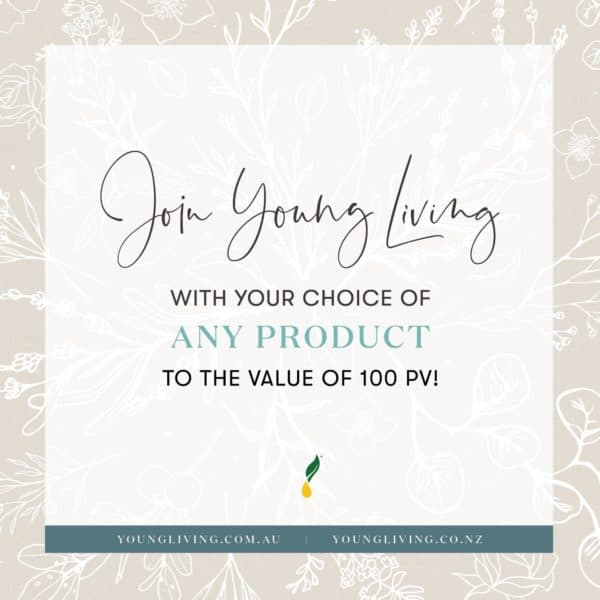 Customise - Young Living Order